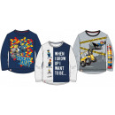 LEGO City long-sleeved T-shirt for kids 4-10 years