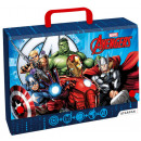 wholesale Miscellaneous Bags: Avengers A / 4 File bag with handle