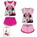 DisneyMinnie dziecko krótkie piżama W pudełku prez