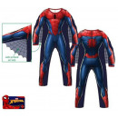 Spiderman kid is long pyjamas Overalls 3-8 years