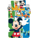 Children's bedding Disney Mickey 100 × 135cm,