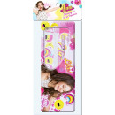 Metal pen set (6 pcs) Disney Soy Luna