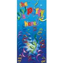 Party Door post 76 * 152 cm