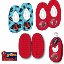 wholesale Shoes: Spiderman Kid in Winter Slippers