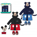 Baby Robes + Slippers Set Disney Mickey 9-24 Month
