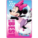 wholesale Licensed Products: Polar Duvert Disney Minnie 100 * 150cm