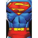 Fleece Deken Superman 100 x 150cm