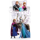 Drap de lit Disney frozen , Ice Magic 140 × 200cm