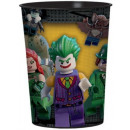 LEGO Batman glass, plastic 473 ml