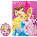 mayorista Ropa de cama y Mantas: Polar Manta Disney Princess , princesa 100 * 150cm