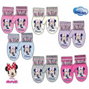 Baby Gloves Disney Minnie