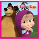 Magic Handwriting Face Wash Masha and the Bear