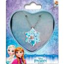 Großhandel Schmuck & Uhren: Disney frozen ,  gefrorene Halskette Set +