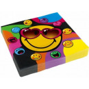 Emoji napkin 20 pieces
