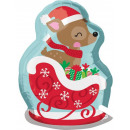Buon Natale, Buon Natale Palloncini foil 53 c