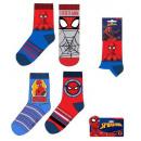 Calcetines de los niños Spiderman , hombre araña 2