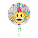 Emoji Foil Lufa balloons 60 cm