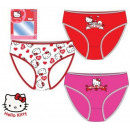 Children's underwear, panties Hello Kitty 3 pi