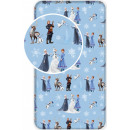 Drap housse Disney frozen , Ice Magic 90 * 200 cm