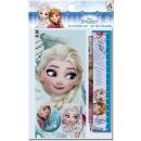 Ensemble de papeterie (6 pièces) Disney frozen, su