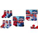 Les chaussettes Spiderman, Spiderman