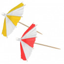 wholesale Gifts & Stationery: Umbrellas, Umbrellas Cocktail ornamental wand with