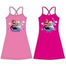 Children's summer strap dress Disney Frozen, F