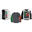 wholesale Fashion & Apparel: LEGO Ninjago Long Sleeve T-Shirt for Kids 4-10 Yea