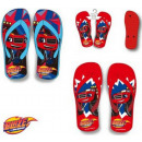 Children's slippers, Flip-Flop Blaze, Flame 25