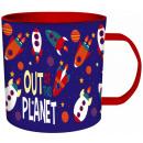 Kubek plastikowy Planet
