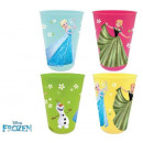 Glass Set - 4 Piece of Disney frozen