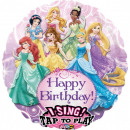DisneyPrincess , Princesses Music Foil Balloons 71