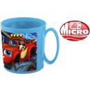 Micro mug, Blaze , Flame