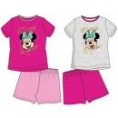 DisneyMinnie dziecko krótkie piżama 3-8 lat
