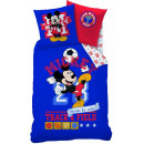 Biancheria Disney Mickey 140 × 200 cm, 63 x 63 cm