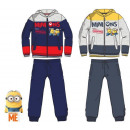 Children's warmer, jogging sets Minions 3-8 ye