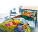 Biancheria da letto per bambini in peluche Disney