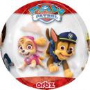Paw Patrol , Paw Patrol Sphere Foil Balloons