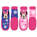 Leather socks DisneyMinnie