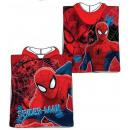 Spiderman , poncho  da spiaggia Spider-Man 50 * 100