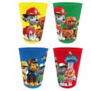wholesale Licensed Products: Cup Set - 4 Piece  Paw Patrol, Paw Patrol