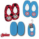 wholesale Shoes: Avengers Kids winter slippers