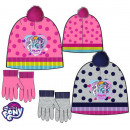 My Little Pony Kid's Hat + Gloves Set