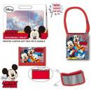 Secundarios bolsos y monederos Conjunto Disney Mic
