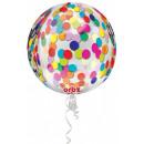 Großhandel Partyartikel: Konfetti, Konfetti Kugelförmige Ballons