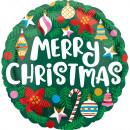 Frohe Weihnachten, Frohe Weihnachten Folienballons