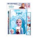 Disney Ice Magic Stationery Set (5 pcs)
