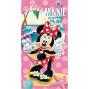 Disney Minnie bath towel beach towel