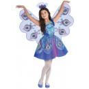 wholesale Costumes: Peacock, Peacock costume 4-6 years