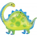 Dinosaur , Dinosaur Folie Ballonnen 81 cm